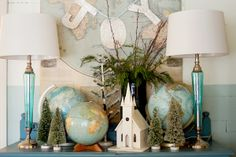 A Christmas Home tour by @Trisha Brink