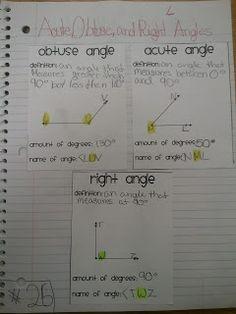 angles, math journal, loos shoelac, math notebooks, 6th grade math notebook, gee golli, 5th grade math notebook, geometri, geometry