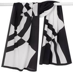 Deskey Deco Scarf - Scarves - Apparel - The Met Store
