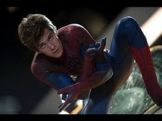 Can't wait...Amazing Spiderman!