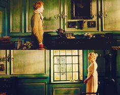 """""""First, I must tell you I've been the most unmitigated and comprehensive ass..."""" -Pride and Prejudice (2005)"""