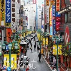 Honeymoons Travel: Tokyo, Japan from The Knot