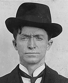 Al Jennings, had a law practice with his brothers, Ed and John in Oklahoma Territory. In 1895, Ed was killed, and John wounded, in a shootout with rival attorney Temple Houston. Following Houston's acquitall, Jennings joined an outlaw band. In 1897 the group, robbed trains and general stores. Jennings was captured in December, 1897. Jennings was sentenced to life in prison, but, with the legal efforts of his brother John, he was freed in 1902 and received a presidential pardon in 1907.