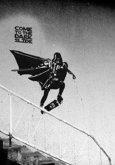 Skater Vader