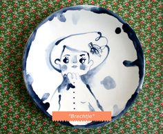 Dessert Plates – Tuesday Bassen