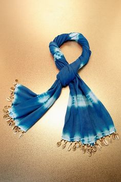 Boston Proper Tie dye scarf #bostonproper