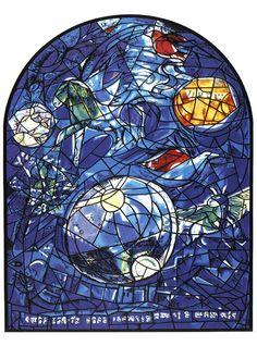 Chagall. Tribe of Simeon