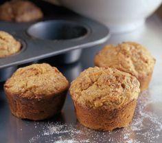 Carrot-Apple-Nut Muffins - Williams-Sonoma Taste