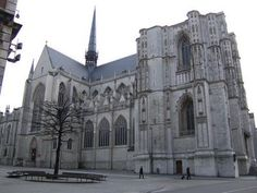 St. Peters Church in Leuven