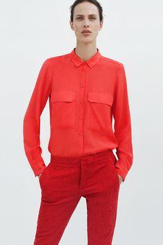 red shirt!!!