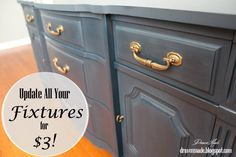 Update Your Old Fixtures for $3!