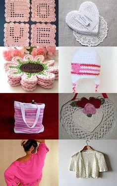 Be My Valentine in Crochet
