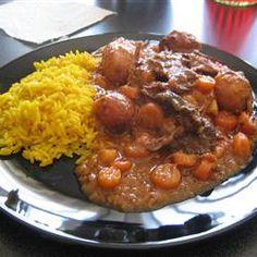 ☀ Puerto Rico ☀Carne Guisada III Allrecipes.com
