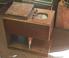 Zenith 1937 6S239 Chairside Radio