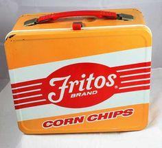 antique lunch boxes | ... Chips Lunch Box, vintage lunchbox, antique lunch box, old lunch box