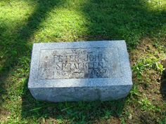 Tombstone Tuesday: Grove Cemetery, Kenton, Hardin Co., Ohio  #genealogy #familyhistory