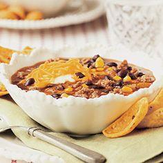 Slow-Cooker Taco Soup | MyRecipes.com