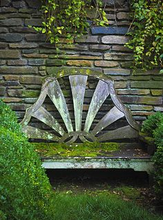 ~dumbarton oaks bench