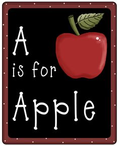 Packet of free printable apple activities...