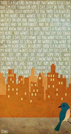 love Bukowski's writing