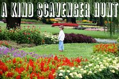 An eco scavenger hunt for #Easter or #Passover! Plus, more ways to celebrate a Kinder holiday...
