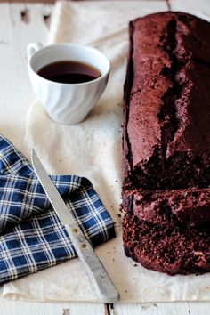 Chocolate Zucchini Bread | Pastry Affair on Make & Takes