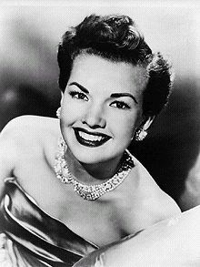 """Sunny Gale Storm, star of """"My Little Margie"""" and """"The Gale Storm Show"""""""