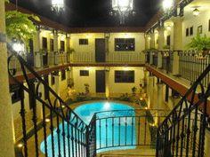 La Aurora Hotel Colonial.  Valladolid, Mexico