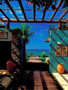 Txai Resort, Itacare, Brazil