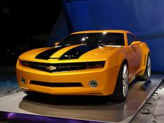 Chevrolet Camaro (BumbleBee from Transformers)