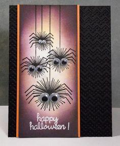 card idea, card inspir, halloween cards, birthdays, photo share