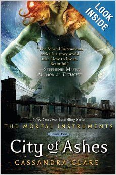 The Mortal Instruments : City of Ashes, by Cassandra Clare
