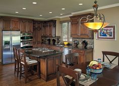 After: The gorgeous results of our kitchen remodeling project
