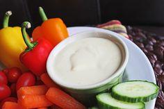 dip, food, sauc, salad dressings