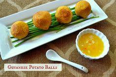The Inner Gourmet: Guyanese Potato Balls