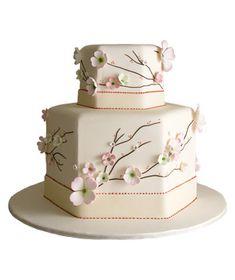 6 Gorgeous Wedding Cakes