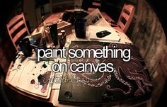 bucketlist, buckets, canvas paintings, abstract art, paints, bucket lists, canvases, thing, living room paint