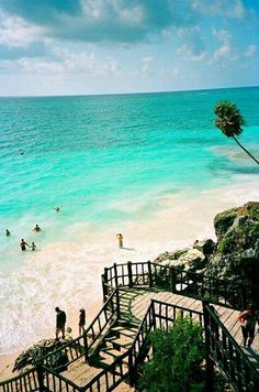Always a great vacation! #Tulum #mexico