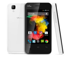 "PN:GOAWHITE  SMARTPHONE WIKO GOA 3.5"" WHITE 3.5/DUALCORE/512MB/4GB/ DUAL SIM/ANDROID4.4  51,01€ PVP"