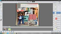 free video tutorials from Katie the Scrapbook Lady
