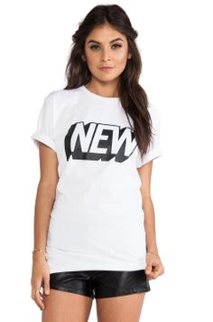 New T-shirt by Stampd #REVOLVEclothing