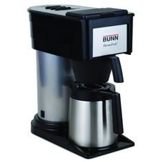 Black Friday 2014 BUNN BT Velocity Brew 10-Cup Thermal Carafe Home Coffee Brewer, Black from Bunn Cyber Monday