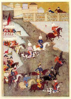 Crimean Tatars in Hungarian campaign