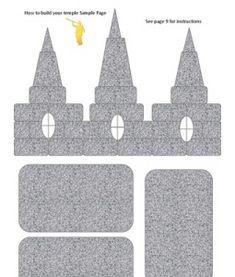 Build a Temple Lesson