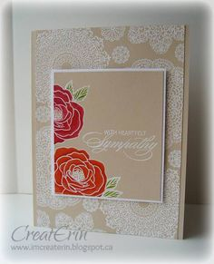 CASE-ing Julie Ebersole by cards4meagain - Cards and Paper Crafts at Splitcoaststampers