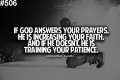 amen, faith, jesus, prayer for patience, god answer, islamic inspirational quotes, favorit quot, thing, live