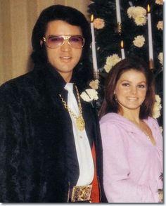 Elvis And Priscilla Presley   Elvis and Priscilla Presley