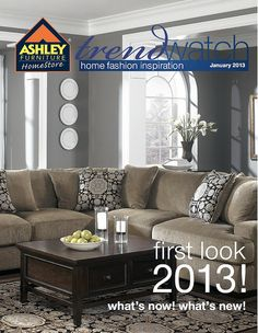 JanuaryTrendwatch-Cover by Ashley Furniture HomeStore, via Flickr