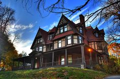 Built in 1896 for Charles S. Schultz