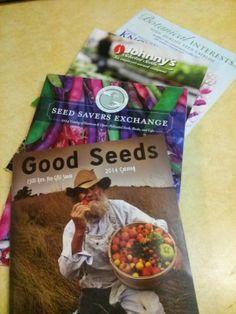 The Farmhouse Blog: Planning Our Garden - Part 2